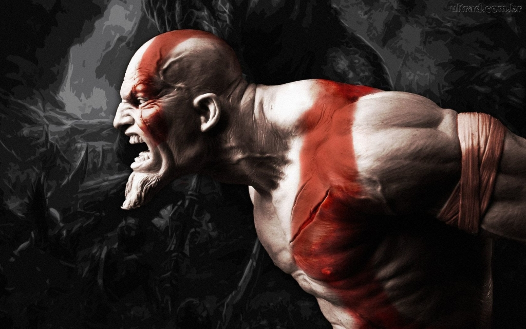 God Of War Is Here Kratos Amp Son Vs Thor Video