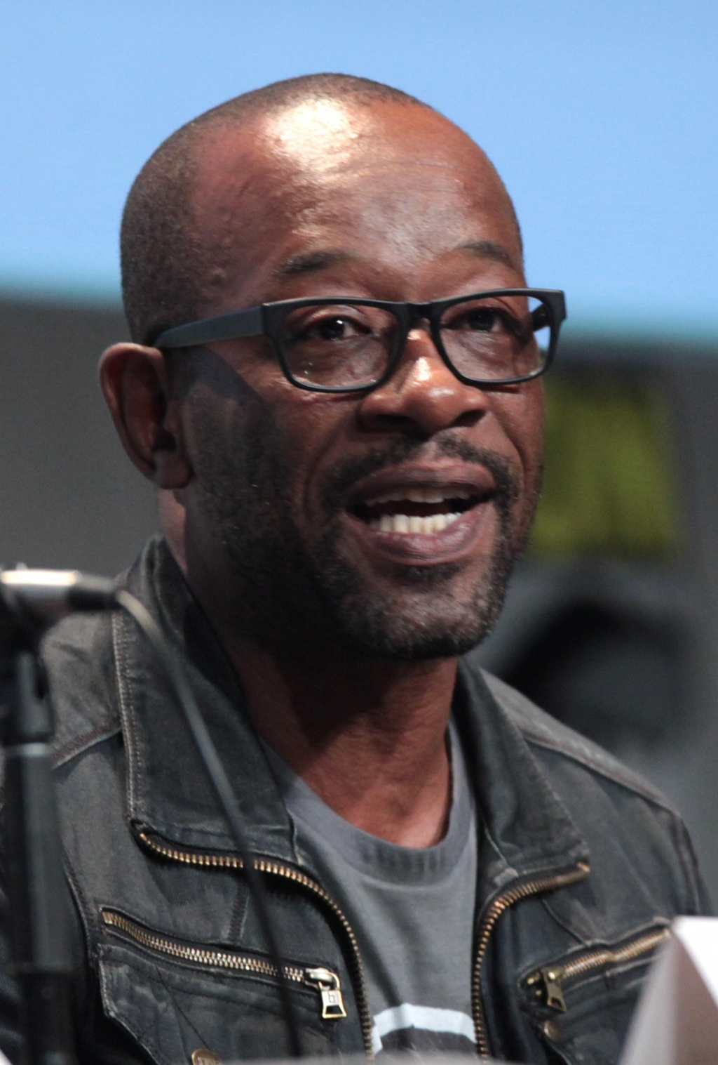 Blade Runner 2' Adds Lennie James of 'The Walking Dead' in