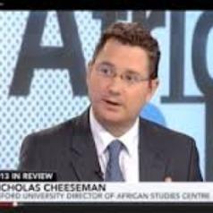 Nic Cheeseman