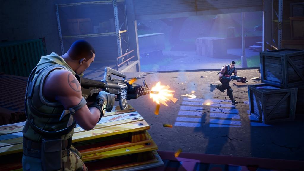 Epic Games Reveals 'Fortnite' V5 State of Development Brings