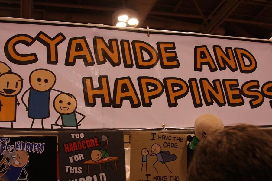 Cyanide & Happiness... Battle Royale Game? | Obilisk
