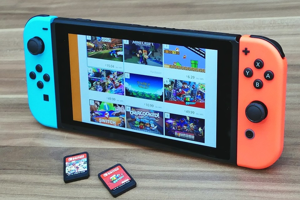 Fortnite Battle Royale Is Now On The Nintendo Switch And It Even