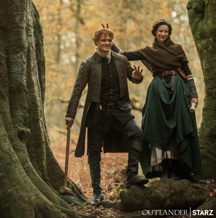 'Outlander' Season 4 Air Date, Spoilers: Sam Heughan And
