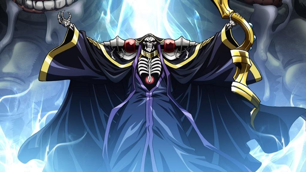 overlord anime stream