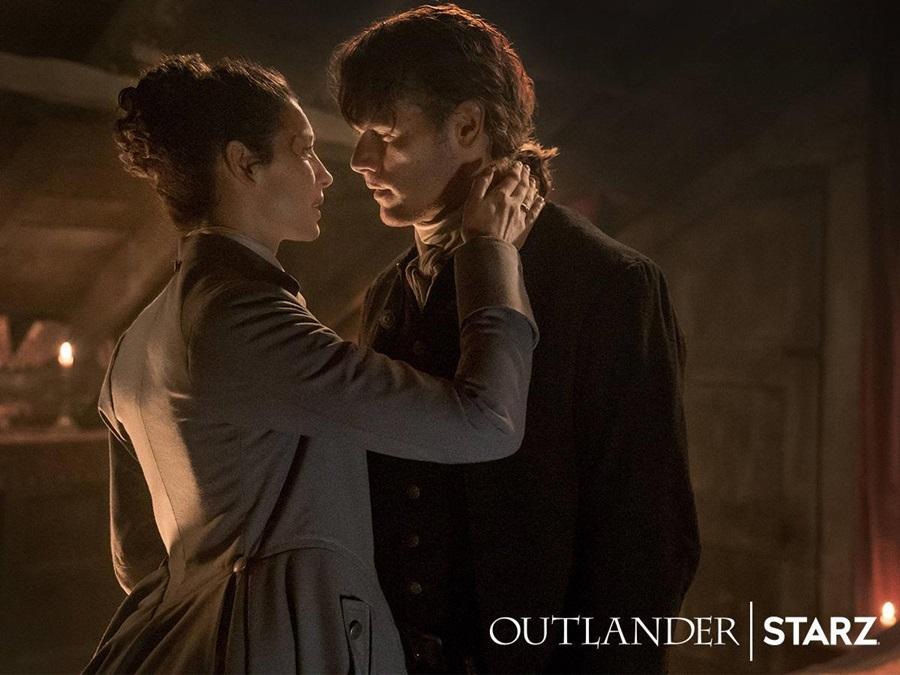 Sam Heughan, Caitriona Balfe 2018: 'Outlander' Stars Provide