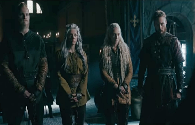 Vikings Season 6 Air Date Spoilers Is Ragnar Coming Back New Photo Sparks Rumors Of His Return Econotimes