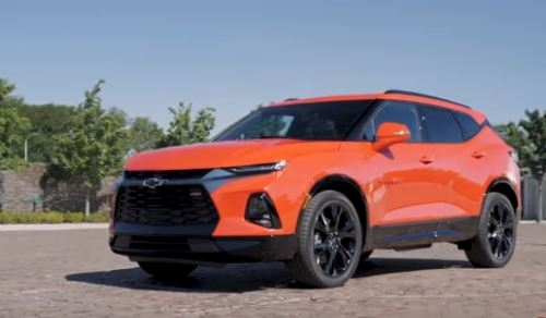 Chevy Blazer 2019 Launch Date Price Features What To Expect To