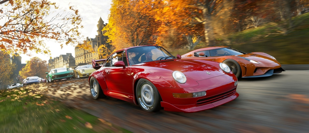 Forza Horizon 4 Bar Finds Guide All Barn Find Locations