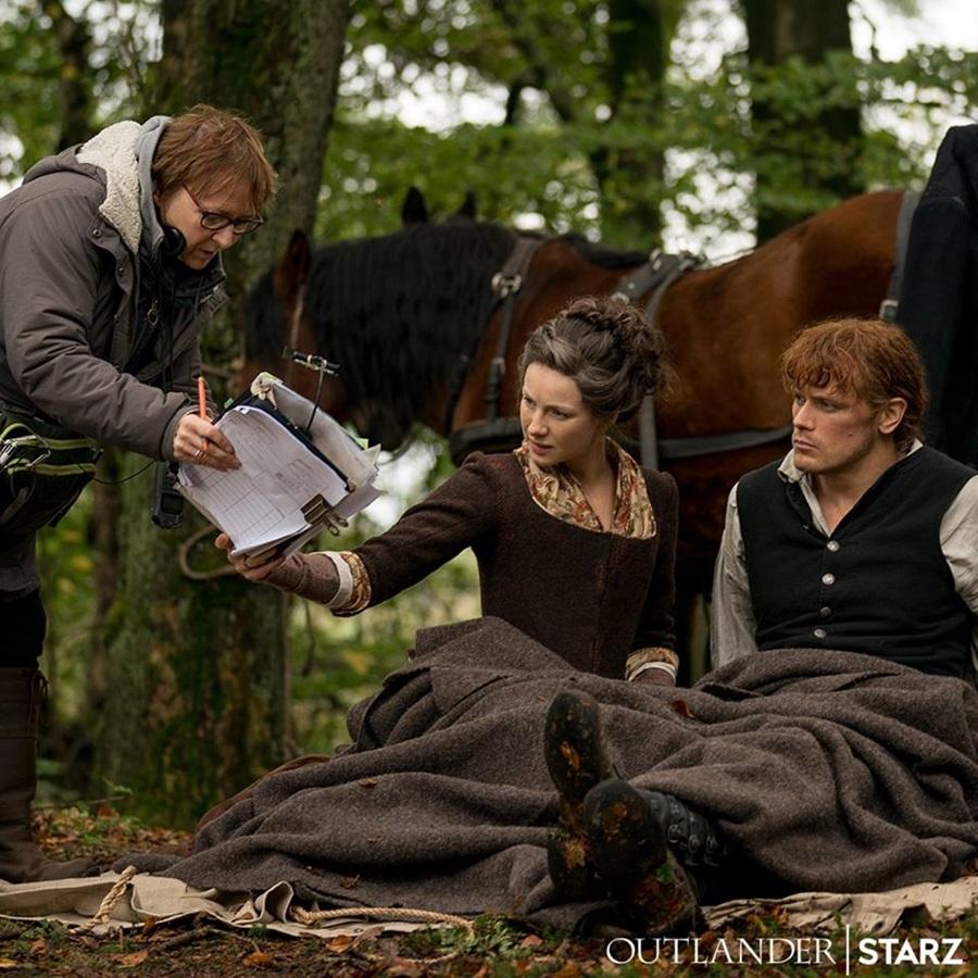 Sam Heughan, Caitriona Balfe 2018: 'Outlander' Stars Reveal