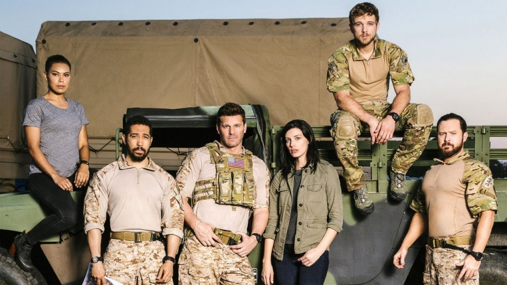Seal Team Six Series Season Two