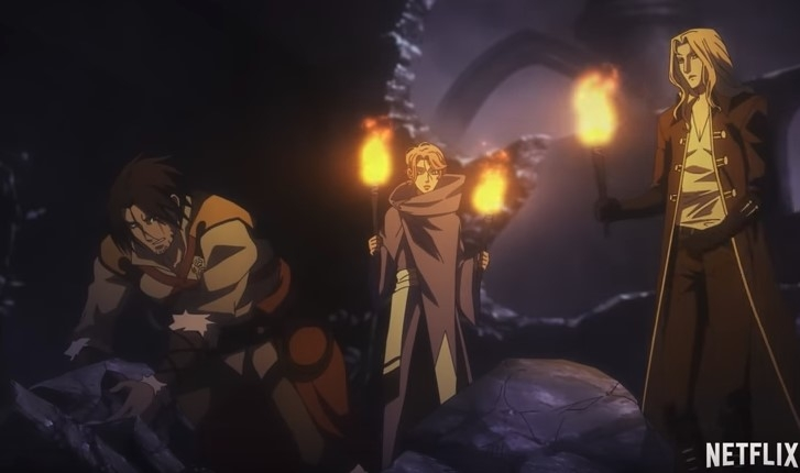 Image result for castlevania season 2