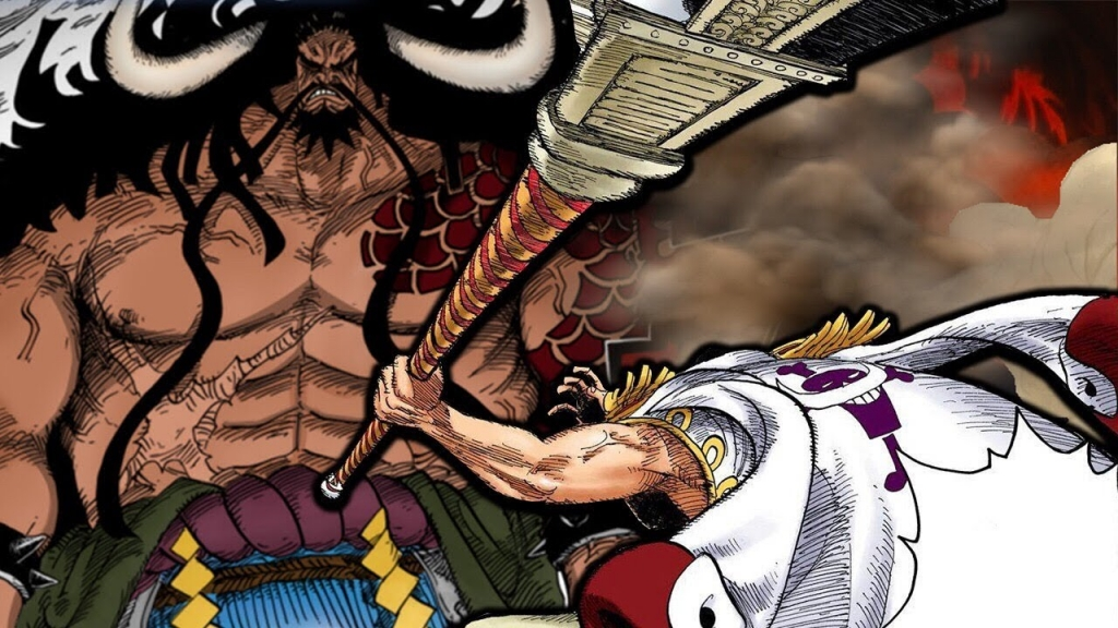 'One Piece' 922 Air Date, Spoilers: Is Kaido A Dragon In ...