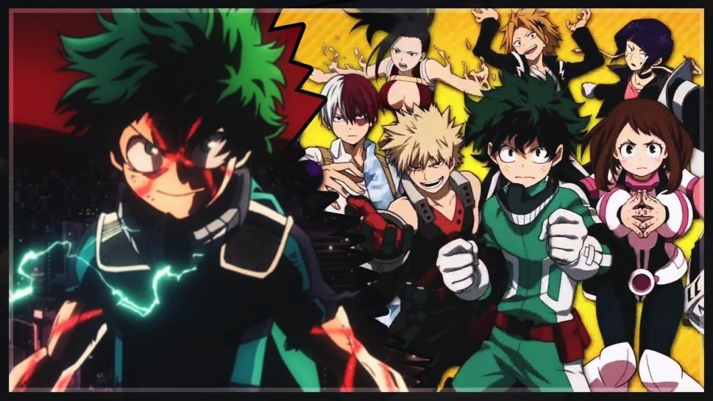 My Hero Academia' Chapter 210 Release Date, Spoilers