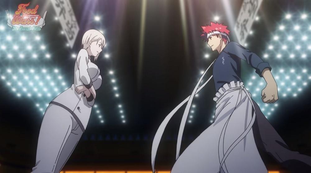 'Food Wars' Season 4 Air Date, Spoilers: Kuga Suffers Epic Loss From Tsukasa at Start of 'Fourth ...