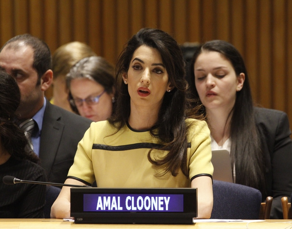 Amal Clooney & George Clooney's Reported 'Million Dollar ...