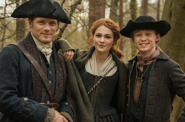 Outlander' Season 4 Episode 13: Claire and Jaime Caught Up