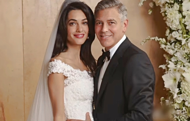 George Clooney, Amal Alamuddin 2019: Couple Spotted on ...
