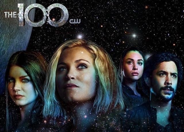 The 100 Season 4 Stream