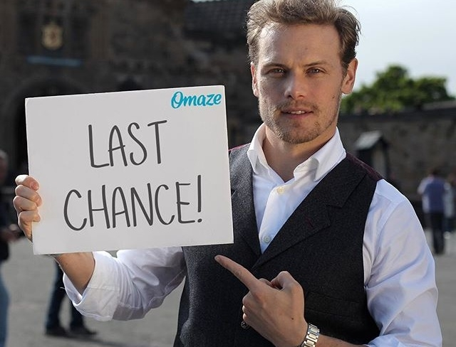 Sam Heughan, Caitriona Balfe 2019: Actress Busy With Projects While