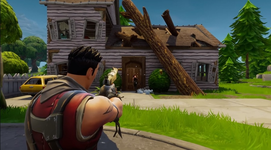 Fortnite' Gameplay, Latest News: When Will 'Apex Legends'-Like Respawns Arrive? - EconoTimes