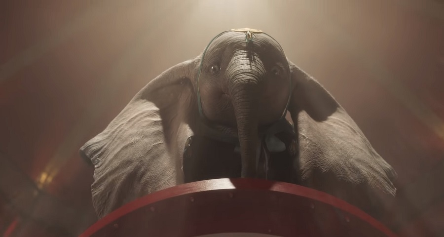 Torrent news: 'dumbo' tops list of most pirated movies this week.