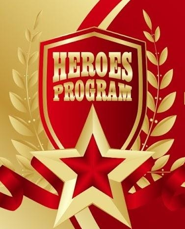 The Heroes Program offered by this organization gives our community heroes the chance at free stem cell therapy to relieve chronic pain