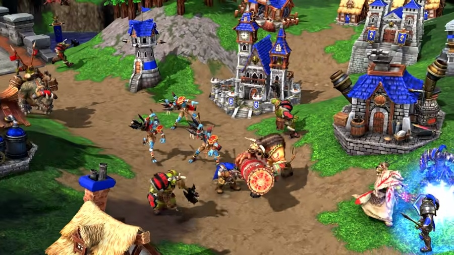 Warcraft 3: Reforged' release date: What does the remaster