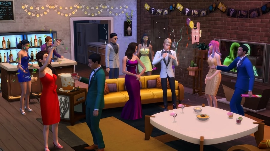 The Sims 4' July 2019 update: All the major changes, new