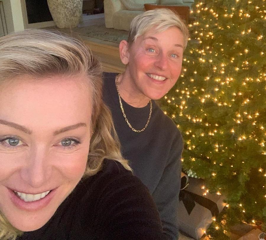 Portia De Rossi Pregnancy: Ellen DeGeneres, Portia De Rossi Divorce Rumors: Comedian