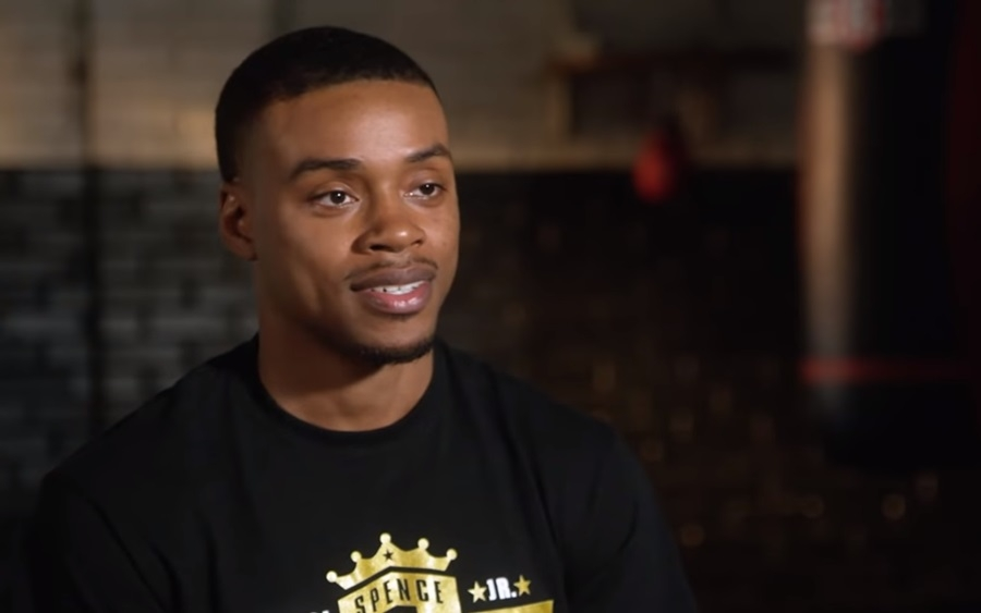 Errol Spence Jr Looking To Add Another Ko On His Resume