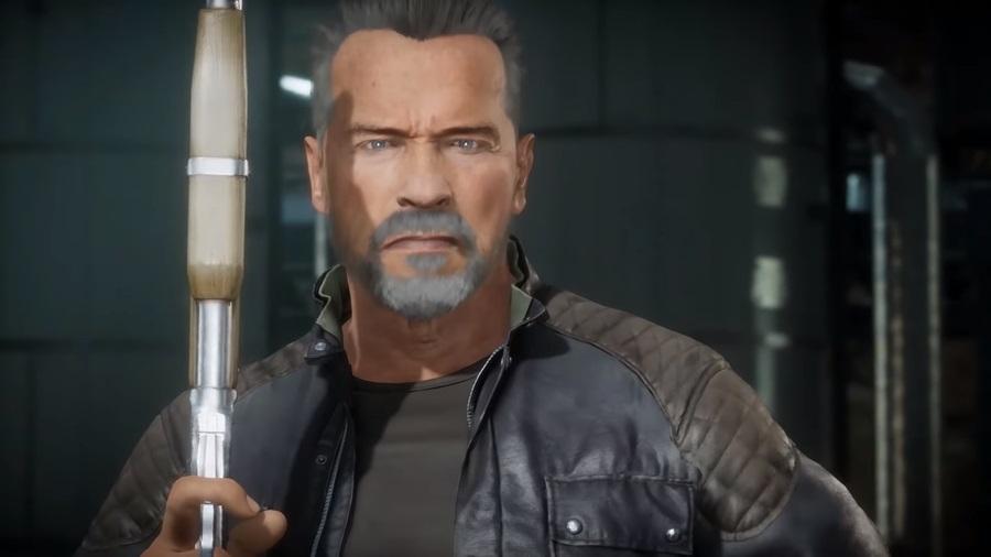 Mortal Kombat 11 Gives Terminator A Wholesome Ending Sarah