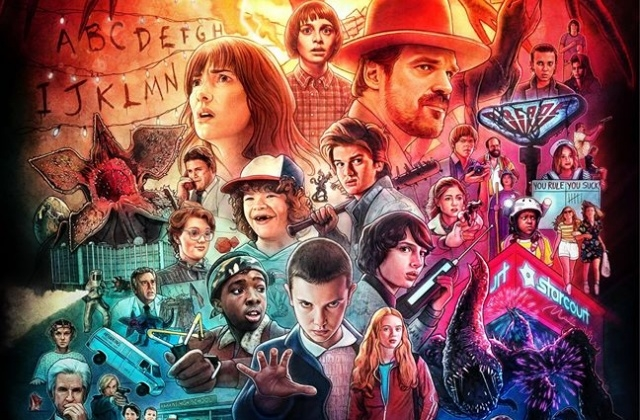 Image result for stranger things season 4