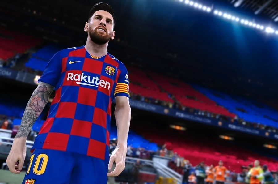 Pes 2021 Release Date Gameplay Konami To Use A New Engine On Future Titles For Next Generation Consoles Econotimes