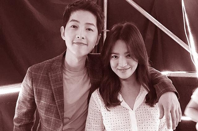 song hye kyo song joong ki dating