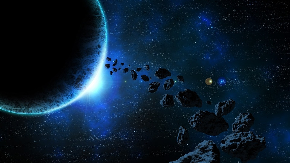 Asteroids: Possibility of collision with 200 space rocks is the biggest risk to mankind, says expert - EconoTimes