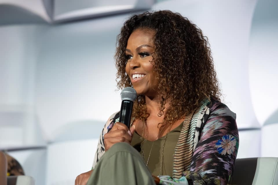 Michelle Obama Spotted Dining Out With Kathleen Joe Biden S Ex Daughter In Law Econotimes