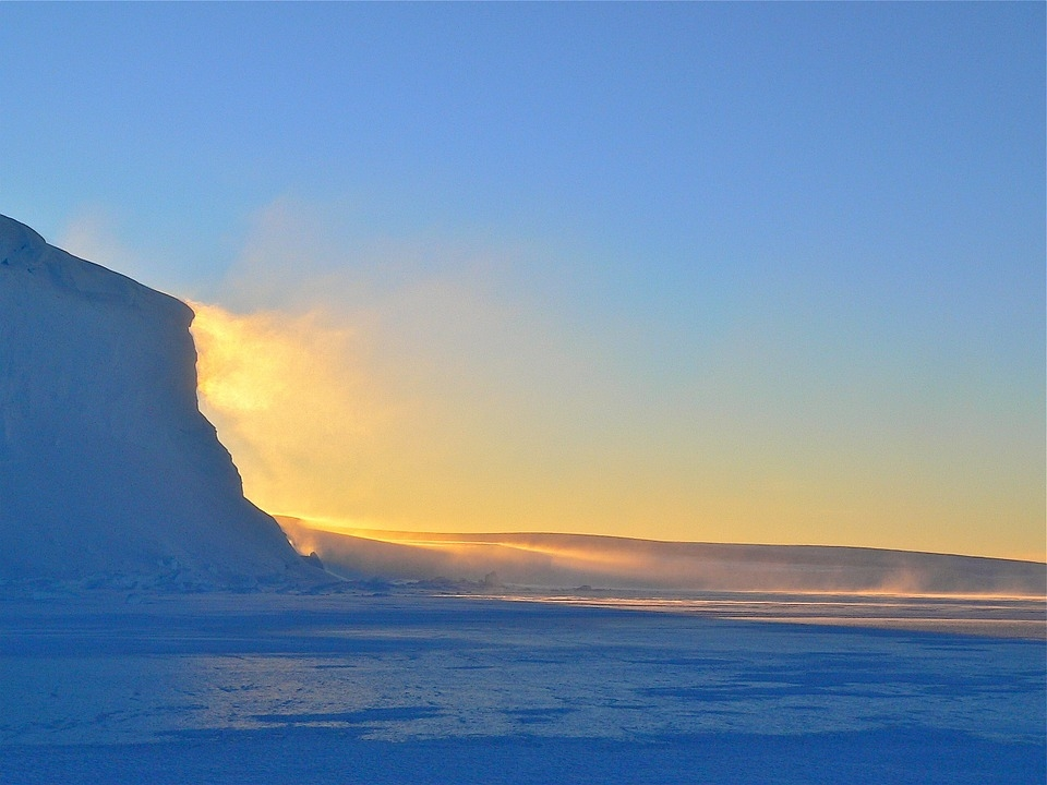 The ice melt in Antarctica 129000 years ago caused a drastic increase in sea levels - EconoTimes