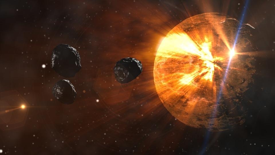 Asteroids: Rock traveling 48400 mph heading towards Earth, says NASA - EconoTimes