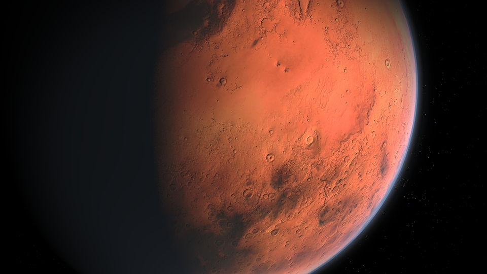 Mars: Scientist claims that 100,000 people will live on the Red Planet by the end of the century - EconoTimes