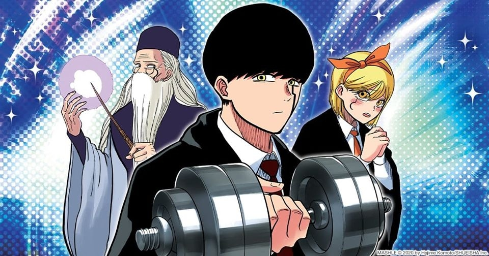 Mashle: Magic and Muscles Chapter 41
