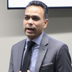 Trushar R. Patel