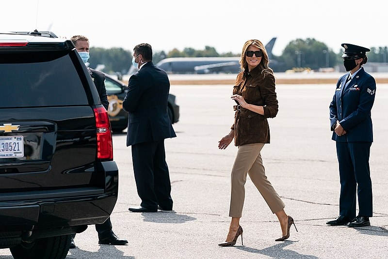 Melania Trump: New poll shows FLOTUS' favorability rating unchanged
