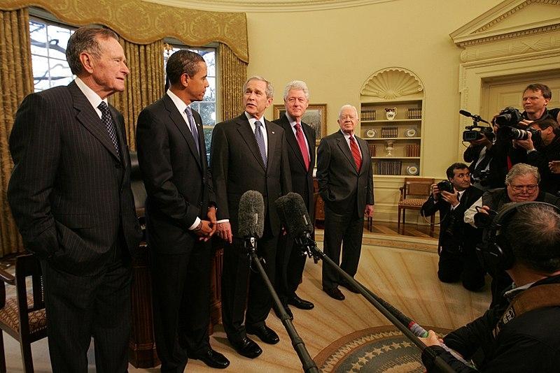 Barack Obama to attend Joe Biden's inauguration with Bill ...